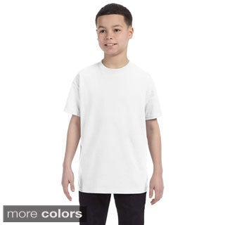Youth Heavy Cotton 5.3-ounce T-shirt