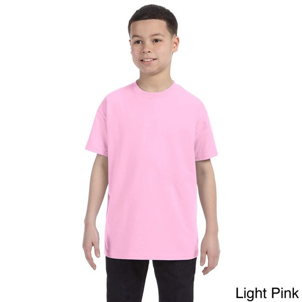 Gildan Youth Heavy Cotton T shirt