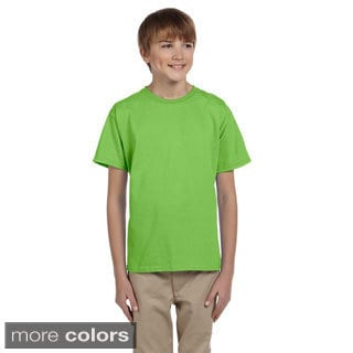 Gildan Youth Ultra Cotton 6-ounce T-shirt