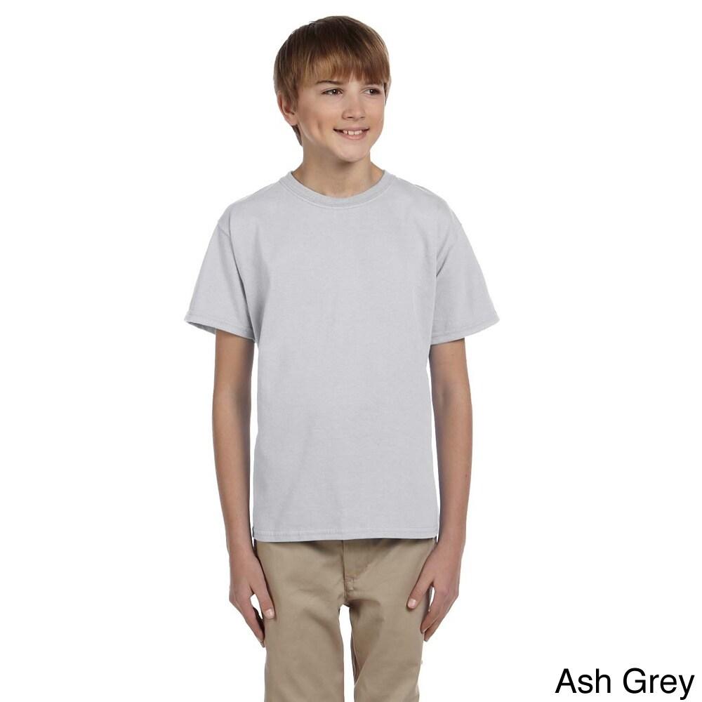 Gildan Youth Ultra Cotton 6 ounce T shirt