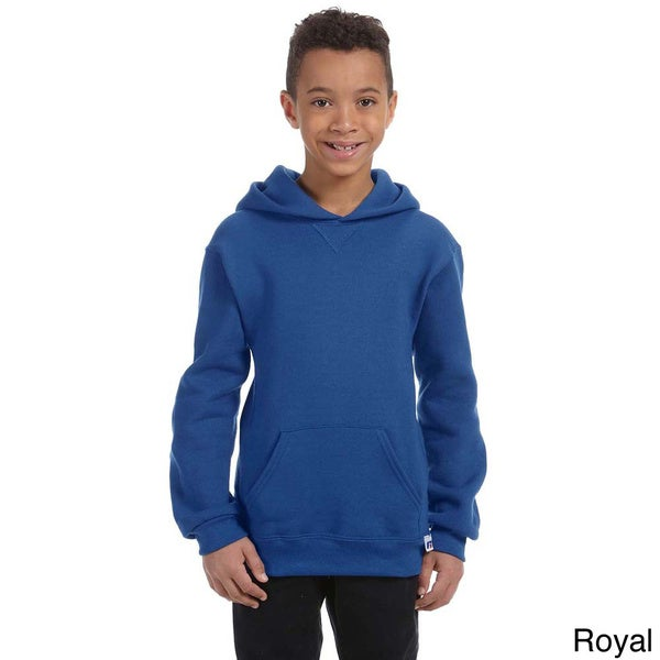Russel Youth Dri-Power Fleece Pullover Hoodie