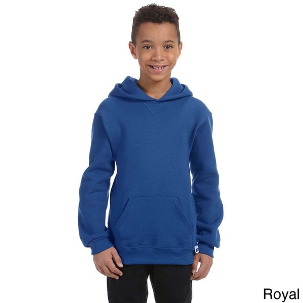 Russel Youth Dri-Power Fleece Pullover Hoodie 13097661