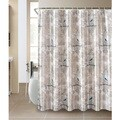 Bird Cage Shower Curtain and Hook Set