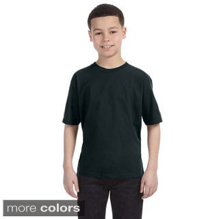 Anvil Youth Ringspun Cotton T-shirt