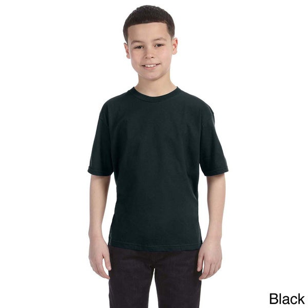 Anvil Youth Ringspun Cotton T-shirt