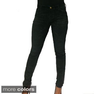 Women's Straight-leg Corduroy Pants