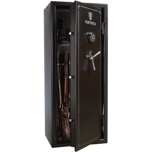 Fortress Safes 24 Gun Fire Safe with Electronic Lock