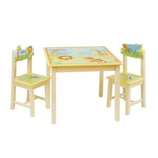 Savanna Smiles Table and Chairs Set