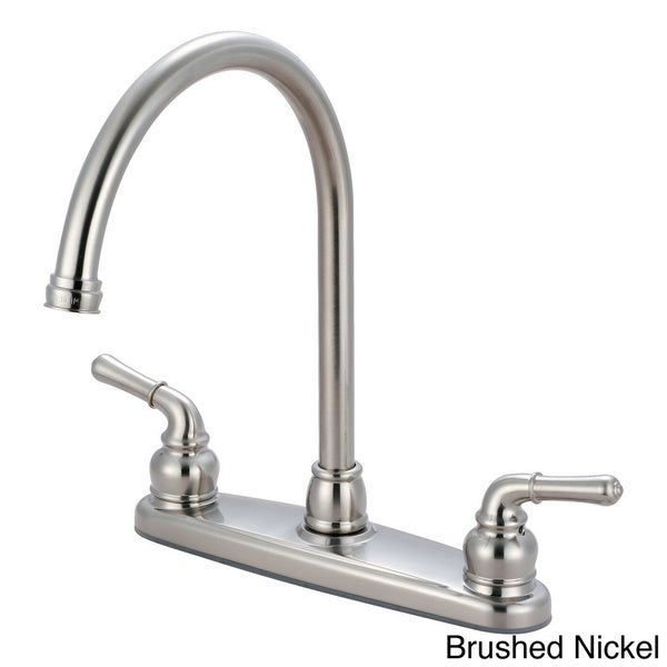 Olympia Faucets K 5340 Two Handle Kitchen Faucet