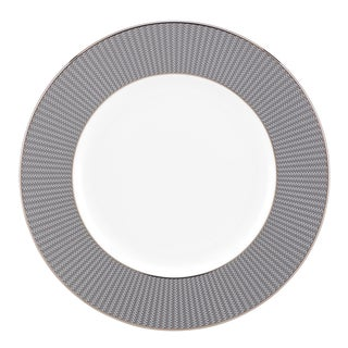 Lenox Silver Sophisticate Accent Plate