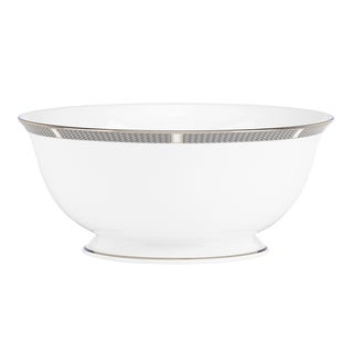 Lenox Silver Sophisticate Serving Bowl