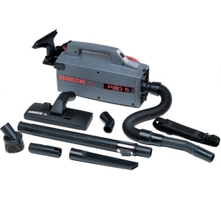 Oreck Compact Canister Vacuum (Refurbished)