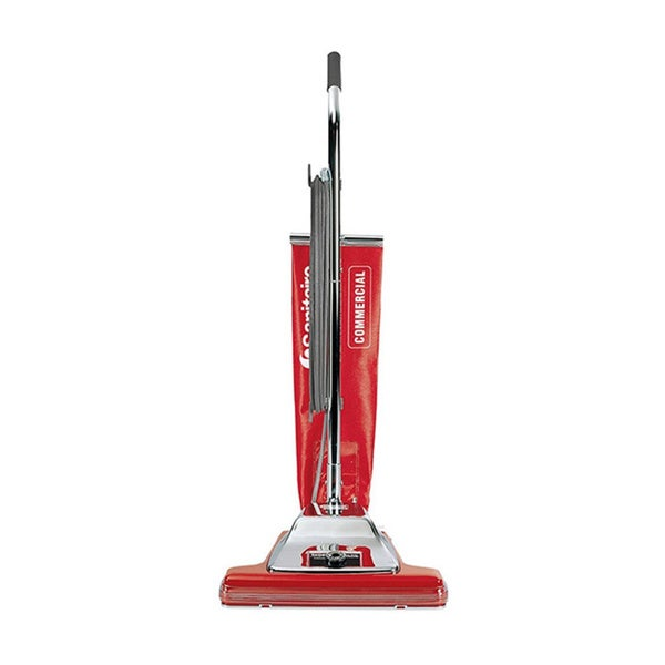 SanitaireSC899F Commercial Shake Out Bag Wide Upright Vacuum Cleaner