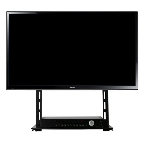 Mount-it! Steel Single-Shelf Flat Panel TV Mount