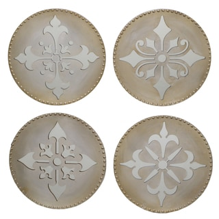 Wall Art Wall Mirror (Set of 4)