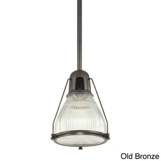 Hudson Valley Haverhill 1-light Pendant, 8 Inches