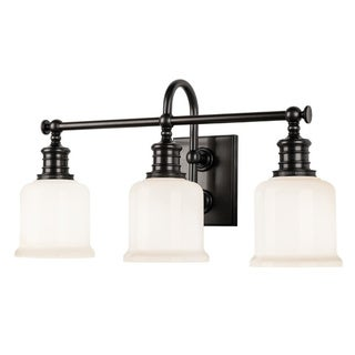 Hudson Valley Keswick 3-light Bath Bracket