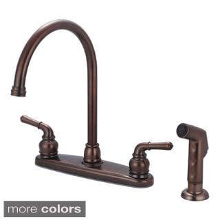 Olympia Faucets K-5342 Two Handle Kitchen Faucet