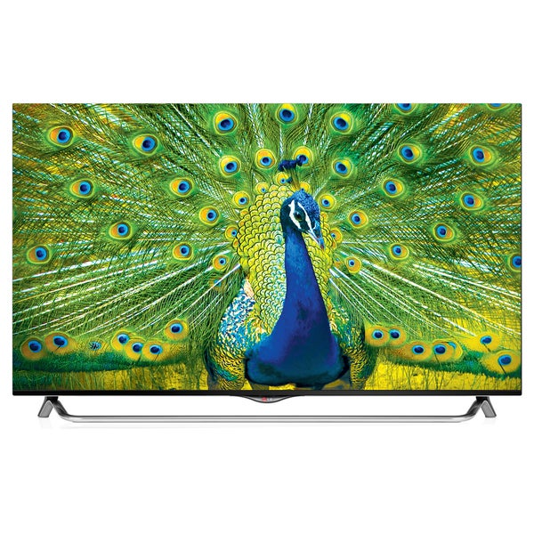 "LG 49"" 4K LED TV 2160p Smart w/ webOS and 3D Ultra HD 120HZ"
