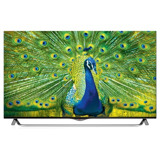 "LG 55"" 4K LED TV 2160p Smart w/ webOS and 3D Ultra HD 120HZ"