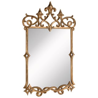 Christopher Knight Home Antique Goldtone Framed Mirror