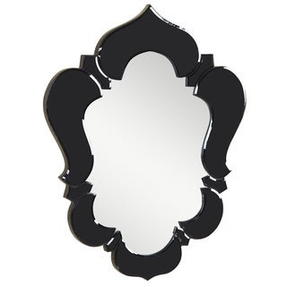 Christopher Knight Home Venetian Black Mirror