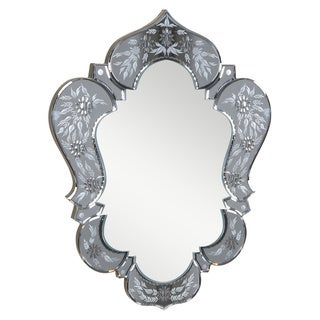 Christopher Knight Home Venetian Grey Design Mirror