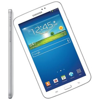 Samsung Galaxy Tab 3 7-inch Dual Core 1.2GHz 1GB 8GB White Android 4.1 Tablet