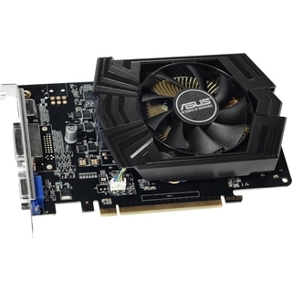 Asus GT740-OC-1GD5 GeForce GT 740 Graphic Card - 1033 MHz Core - 1 GB