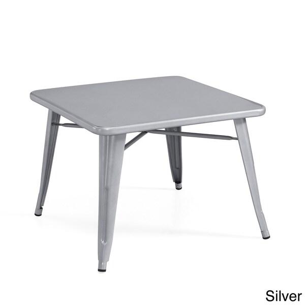 Kids tabouret steel table 16295638 - Table haute tabouret ...