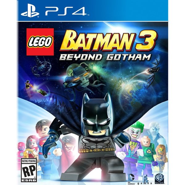 Lego Batman 3: Beyond Gotham-For PS4 13100378