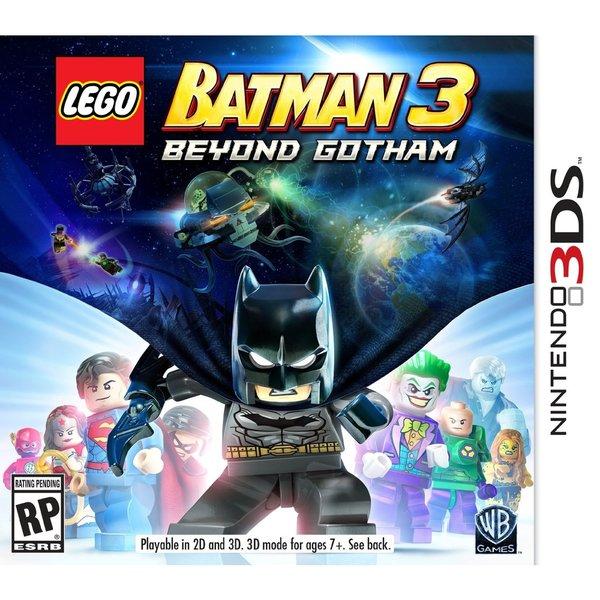 Lego Batman 3: Beyond Gotham-For 3DS 13100380