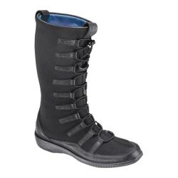 Women's Aetrex Berries Bungie Boots Blackberry Stretch Fabric/Leather
