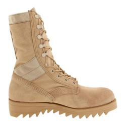 Men's Altama Footwear Desert Original Ripple Boot 5777 Tan Suede