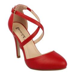 Women's Da Viccino Alia-2 Red