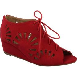 Women's Da Viccino Riva-1 Red
