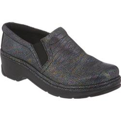 Women's Klogs Naples Black Shimmer