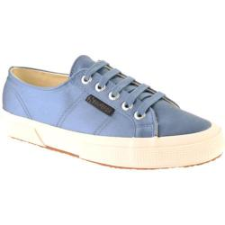Women's Superga 2750 SatinW Blue