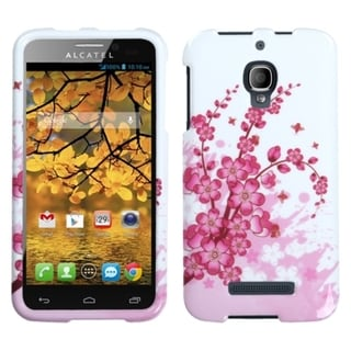 BasAcc Design Plastic Hard Snap-on Case Cover for Alcatel One Touch Fierce 7024W