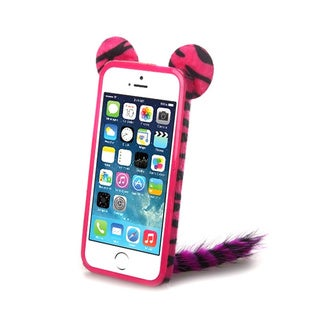 BasAcc Design Plastic Hard Snap-on Protector Case Cover for Apple iPhone 5/5s