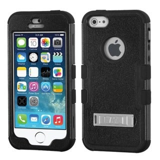 BasAcc High Impact Dual Layer Hybrid Case Cover for Apple iPhone 5/5s