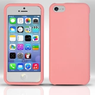 BasAcc Rubberized Design Plastic Hard Protector Case Cover for Apple iPhone 5c