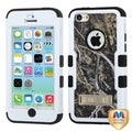 BasAcc High Impact Dual Layer Hybrid Case Cover for Apple iPhone 5C