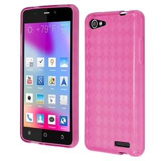 BasAcc Design Gel Stiff TPU Gummy Candy Skin Case Cover for BLU Life Pure Mini