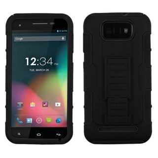 BasAcc High Impact Dual Layer Hybrid Case Cover for BLU Studio 5.5 D610a