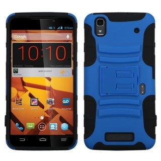 BasAcc High Impact Dual Layer Hybrid Case Cover for ZTE Max N9520