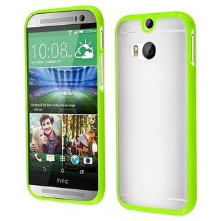 BasAcc Design Gel Stiff TPU Gummy Candy Skin Case Cover for HTC One 2 M8