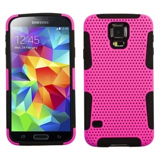 BasAcc High Impact Dual Layer Hybrid Case Cover for Samsung Galaxy S5