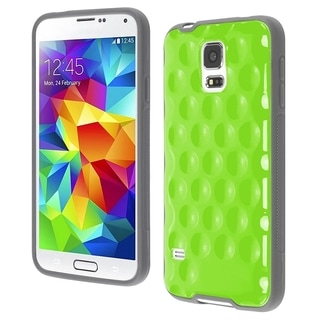 BasAcc Design Gel Stiff TPU Gummy Candy Skin Case Cover for Samsung Galaxy S5