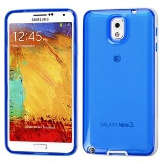 BasAcc Clear Gel Stiff TPU Gummy Candy Skin Case Cover for Samsung Galaxy Note 3